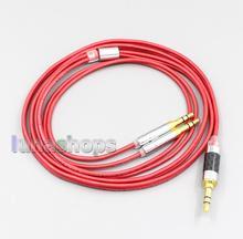 LN006668 2,5mm 4,4mm XLR 3,5mm 99% puro PCOCC Cable de auriculares para Hifiman Sundara Ananda HE1000se HE6se he400 de pin de 3,5mm