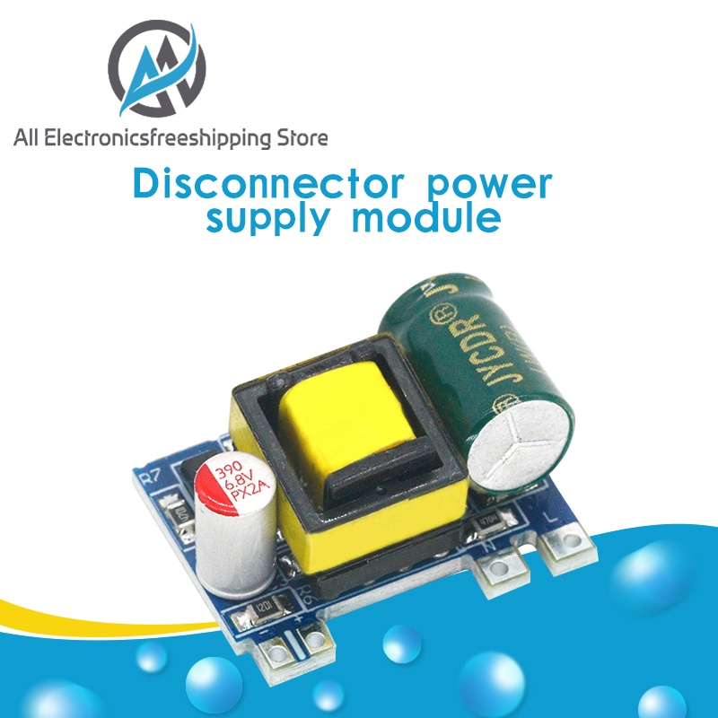 AC-DC 5V 700mA 3.5W Isolated Switching Power Supply Module Buck Regulator Step Down Precision Power