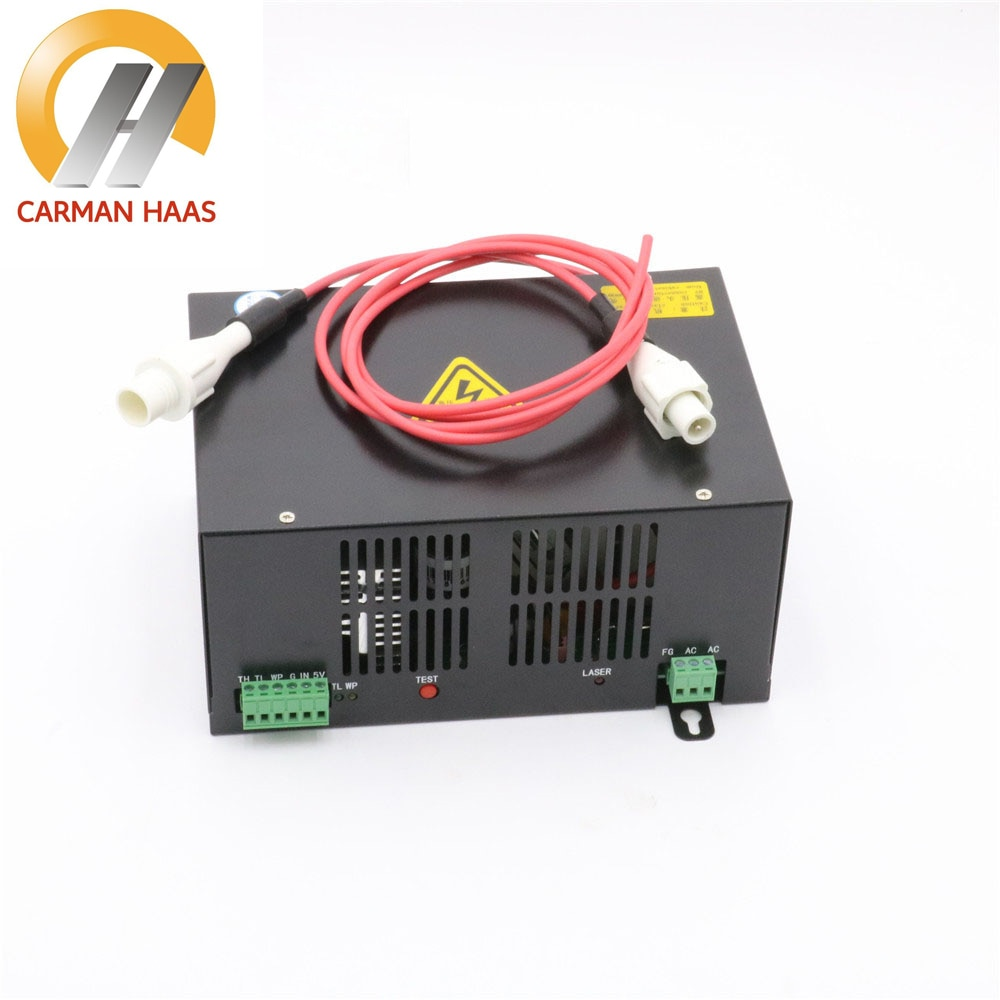 60W HY-T60 Co2 laser power supply for Co2 laser engraver