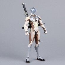 20cm Game OW Anime figures Shimada Genji PVC Action figure toys Shimada Genji Moveable Collection Model toys