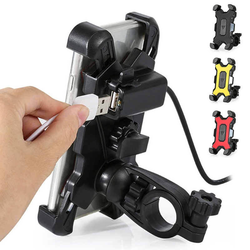 bicycle-mobile-phone-holder-mirror-usb-charger-bracket-bike-motorcycle-cell-phone-stand-for-smartphone-accessories