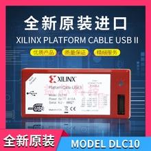 Xilinx us original hw-usb-ii-g plate-forme de téléchargement câble ii câble de téléchargement dlc10