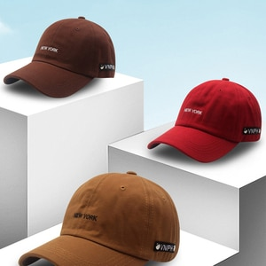 Men and Women Hat Women Cap Korean Version Ins Spring and Summer Embroidery NEW YORK Letter Caps Casual Japanese Tide Brand