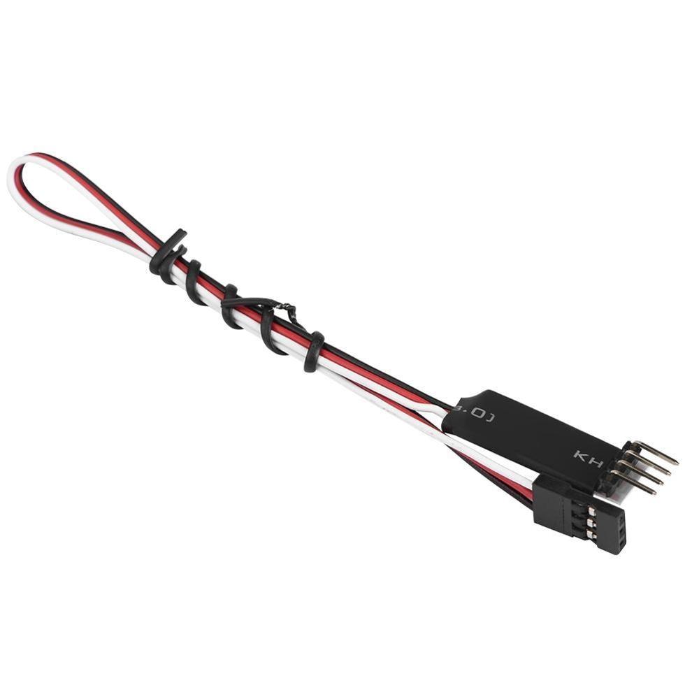 Светодиодная лампа, переключатель управления, система включения/выключения 3CH для радиоуправляемой модели автомобиля, доступ к детали