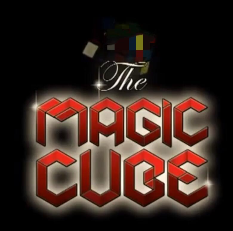 El cubo mágico de Gustavo Raley (truco e instrucciones en línea) Primer plano trucos de magia ilusiones mago etapa juguetes de magia