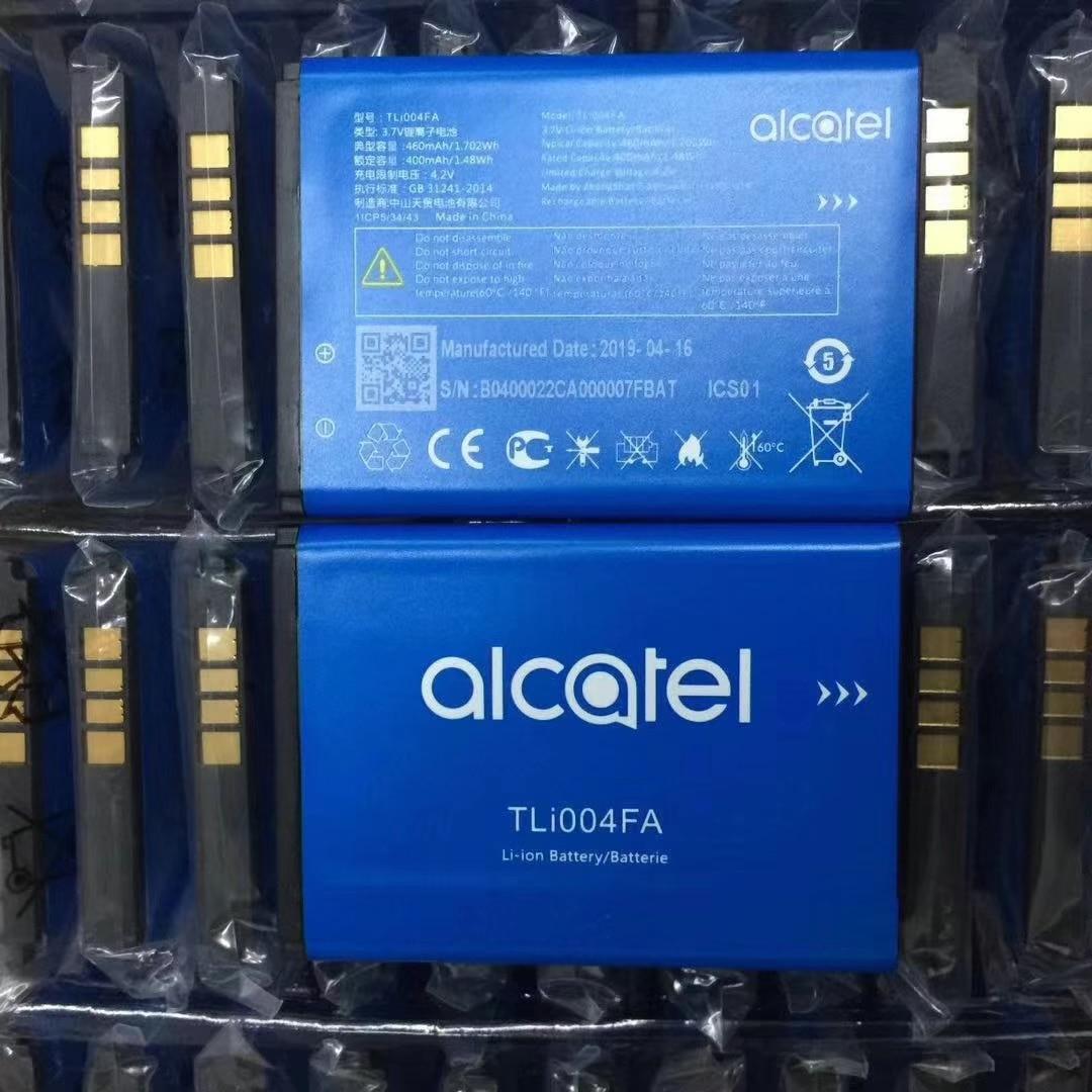 Origin 460mAh 1.702Wh TLi004FA replacement Battery For alcatel TLi004FA mobile phone external Li-ion