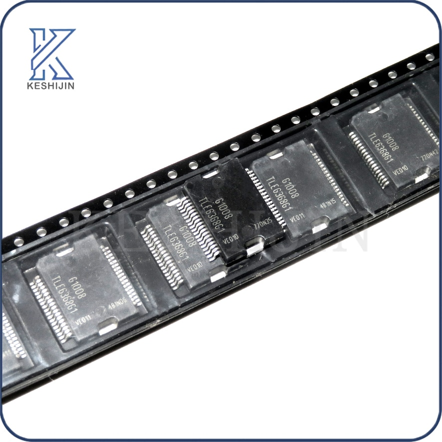 10 Pçs/lote TLE6368 TLE6368G1 HSOP36 de chip de carro
