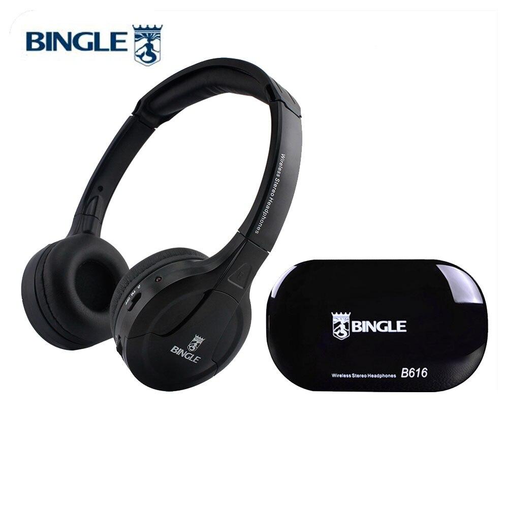 Многофункциональные беспроводные стерео наушники BINGLE B616, гарнитура