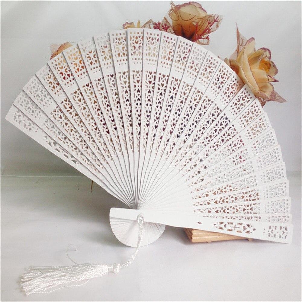 25 #2020 nuevos abanicos de bambú de verano abanico plegable de bambú estilo chino tallado de madera abanico de mano boda fiesta Favor 1 Uds