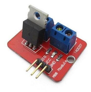 Nuevo módulo de controlador IRF520 MOS FET para Arduino Raspberry pi