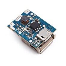 5V Boost convertisseur Module dalimentation intensif batterie au Lithium panneau de Protection de charge LED affichage USB pour chargeur bricolage 134N3P