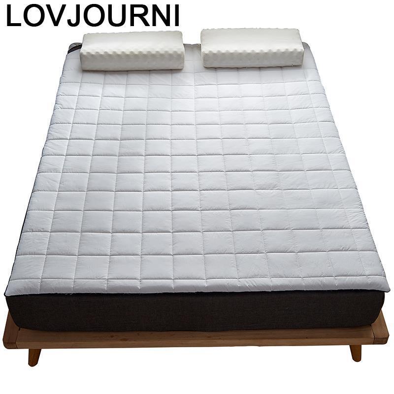 Yg Bisa Jadi Matratzenauflage-colchón Plegable de látex, colchón para colchón