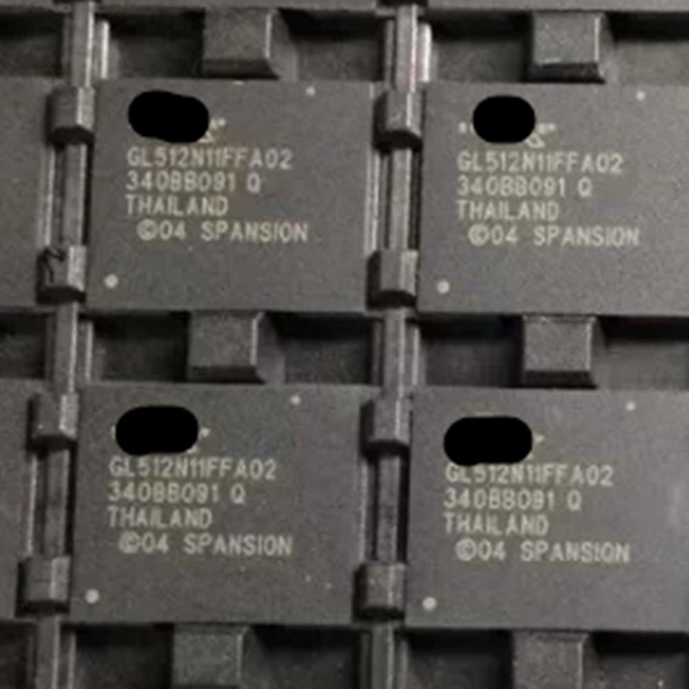 10 قطعة S29GL512N11FFA02 GL512N11FFA02 جديد