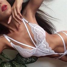 Women's Sexy Lingerie Sleepwear Erotic Costumes Backless Lace Dress Babydoll Porno Sexy Underwear