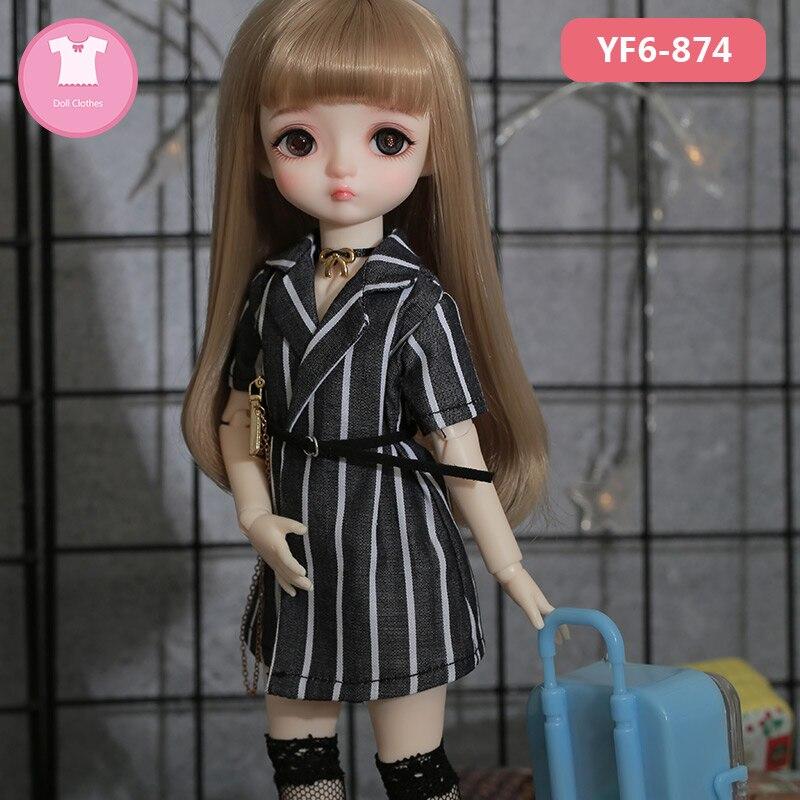 ¡Envío directo! ¡1/6! Ropa BJD para cuerpo de chica, cuerpo RC, cuerpo BJD sero, hermoso vestido de muñeca, accesorios luodoll Oueneifs chinabjd