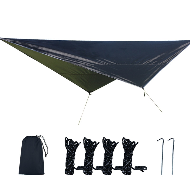 Toldo impermeable ultraligero para jardín, Carpa Plegable para acampar al aire libre,...