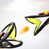 1 pair throwing catching ball toy outdoor parent child fitness sports game hand catching ball for kids adults indoor activity