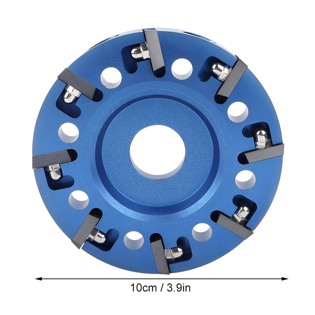 Cutting Blade 8 Blades Cutter Disk Electric Hoof Renovation Tool Accessory for Cattle Dairy Farm Household Tool enlarge