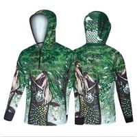 2021 new daiwa fishing clothing camouflage fishing clothes sunscreen breathable anti mosquito quick dry dawa fishing shirt