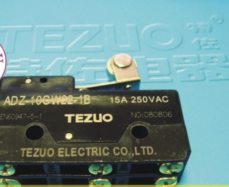 TEZUO مايكرو التبديل/السفر التبديل ADZ-10GW22-1B