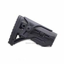 Stock étendu réglable en Nylon de haute qualité pour accessoires de Paintball pistolets à Air comprimé AEG M4 AK Gel Blaster J8 J9 CS Sports