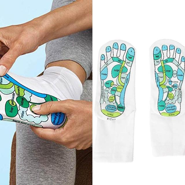 Acupressure Reflexology Socks 6