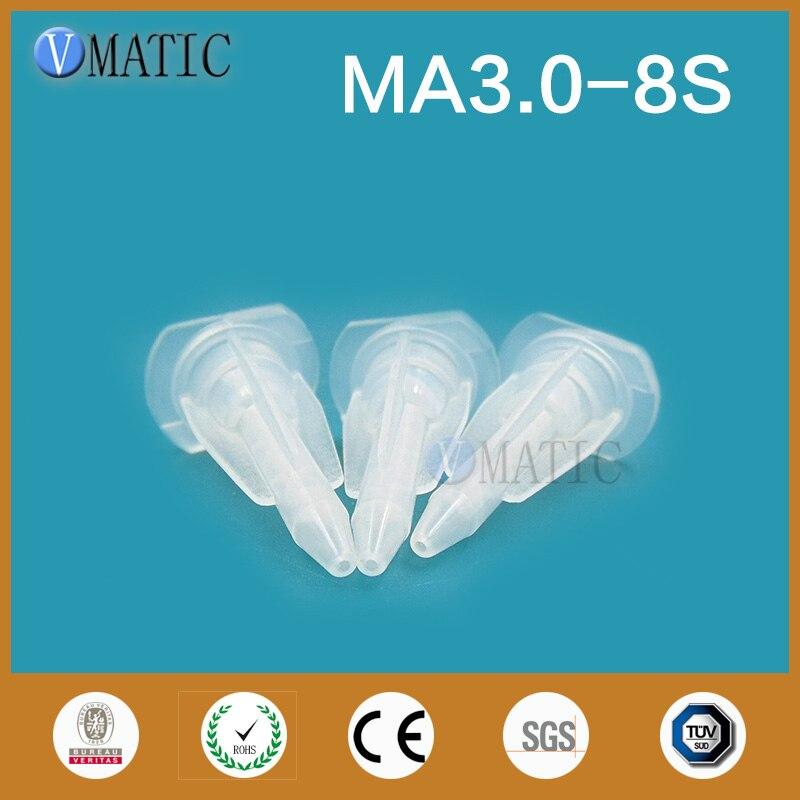شحن مجاني الراتنج ثابت خلاط MA3.0-07S خلط فوهة ل Duo حزمة إيبوكسيز