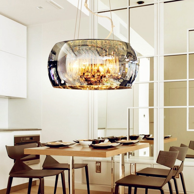 european arts sunflower stained glass e27 ancient tiffany pendant lamp light for bar coffee shop restaurant hanging lights pl548 Modern Crystal Led Pendant lights Hot Bending Glass Stone Pendant lamps Hanging lamp for Living Room Bedroom Bar Coffee Shop