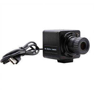 4K 3840x2160 Sony IMX317 UVC Plug Play CS Fixed Varifocal Zoom Webcam USB Camera for Live Teaching Video Conference