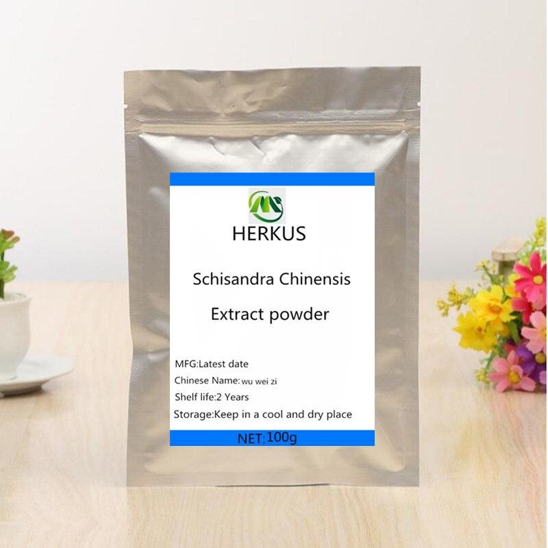 Высококачественный экстракт лимонника в порошке Schisandra улучшает сексуальную функцию, улучшает детоксикацию печени и снимает усталость