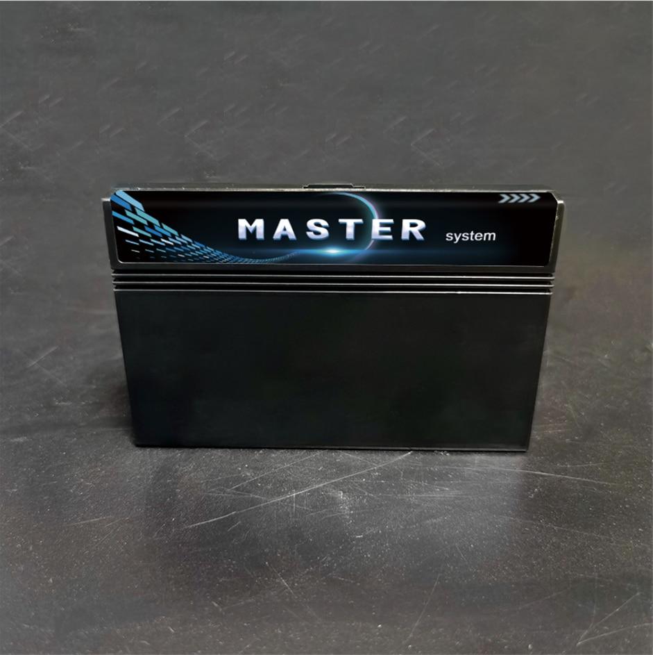 KY tecnología DIY 600 en 1 Sistema de cartucho de juego para EE. UU. EUR del sistema maestro SEGA consola de juego tarjeta