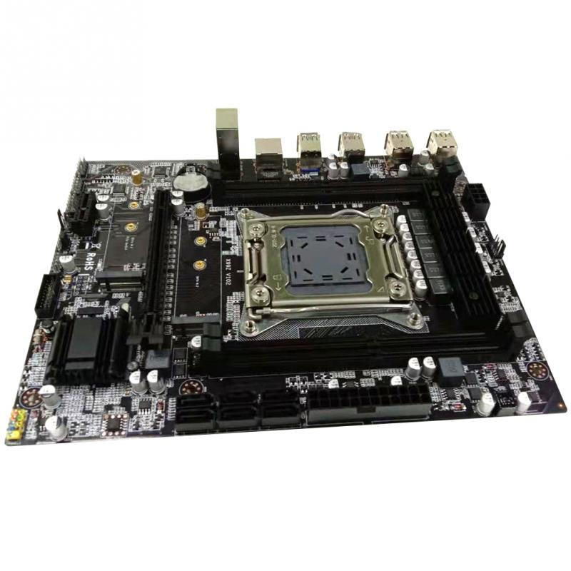 X99Z аксессуары ремонт DDR4 память V102-2011-3 Pin Pcb Материнская Плата ЦП