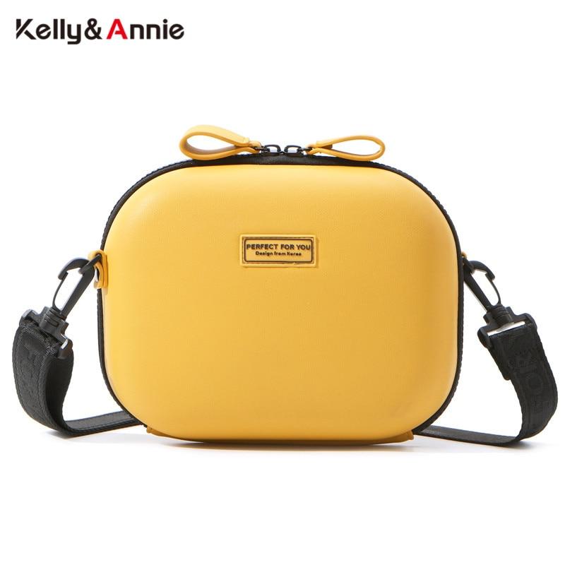 Bolso de piel de alta calidad para mujer, con diseño moderno y caja fuerte, bolsas de mensajero cruzadas para mujer