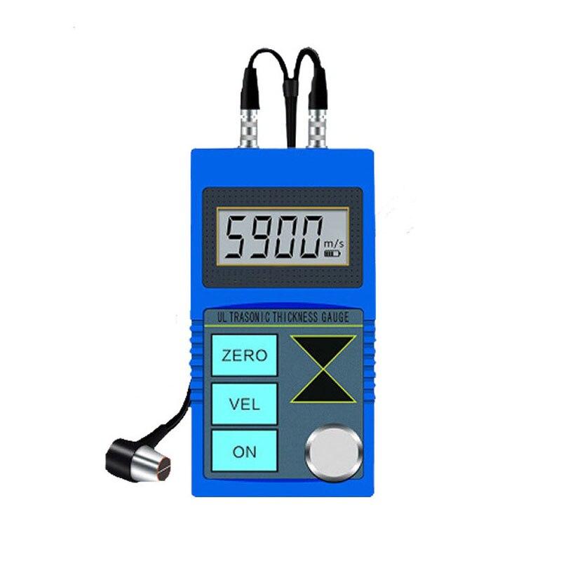TT100 تدميري ودقيقة سمك أداة قياس ل قطع غيار صفائح معدنية بالموجات فوق الصوتية مقياس السماكة LK