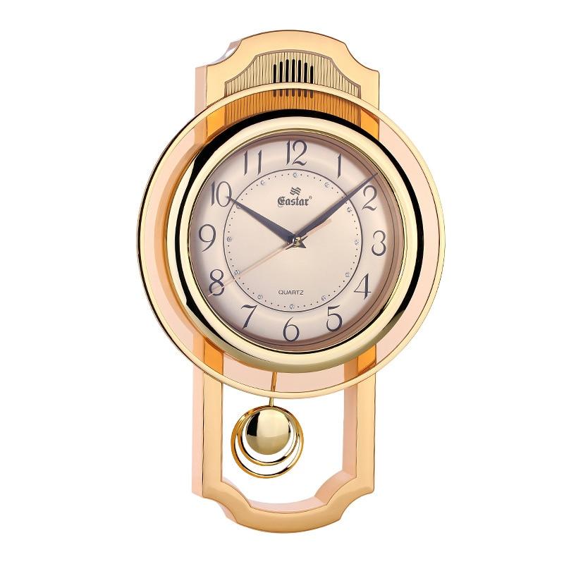 Grande Horloge Murale silencieuse S19   Horloge Vintage, Design moderne, Oclock pendule, Horloge de cuisine, mécanisme de montre Murale, salle de bain, Horloge Murale décor