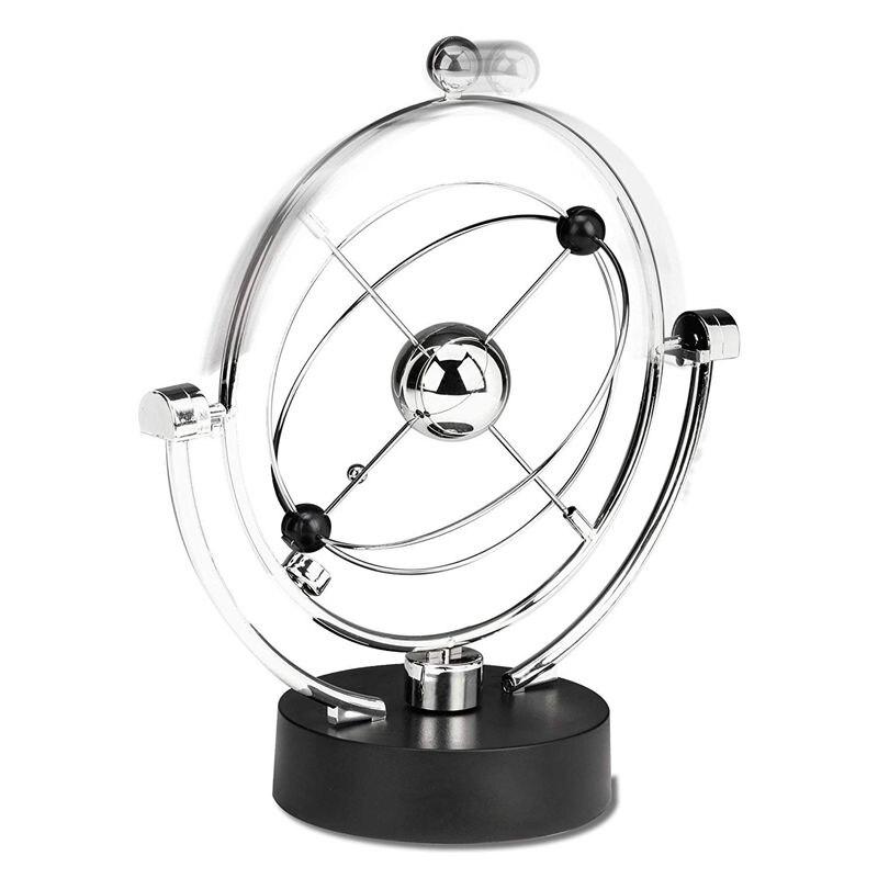 Quente-movimento perpétuo mesa escultura brinquedo-arte cinética galáxia planeta equilíbrio móvel-magnético escritório executivo decoração de casa tablet