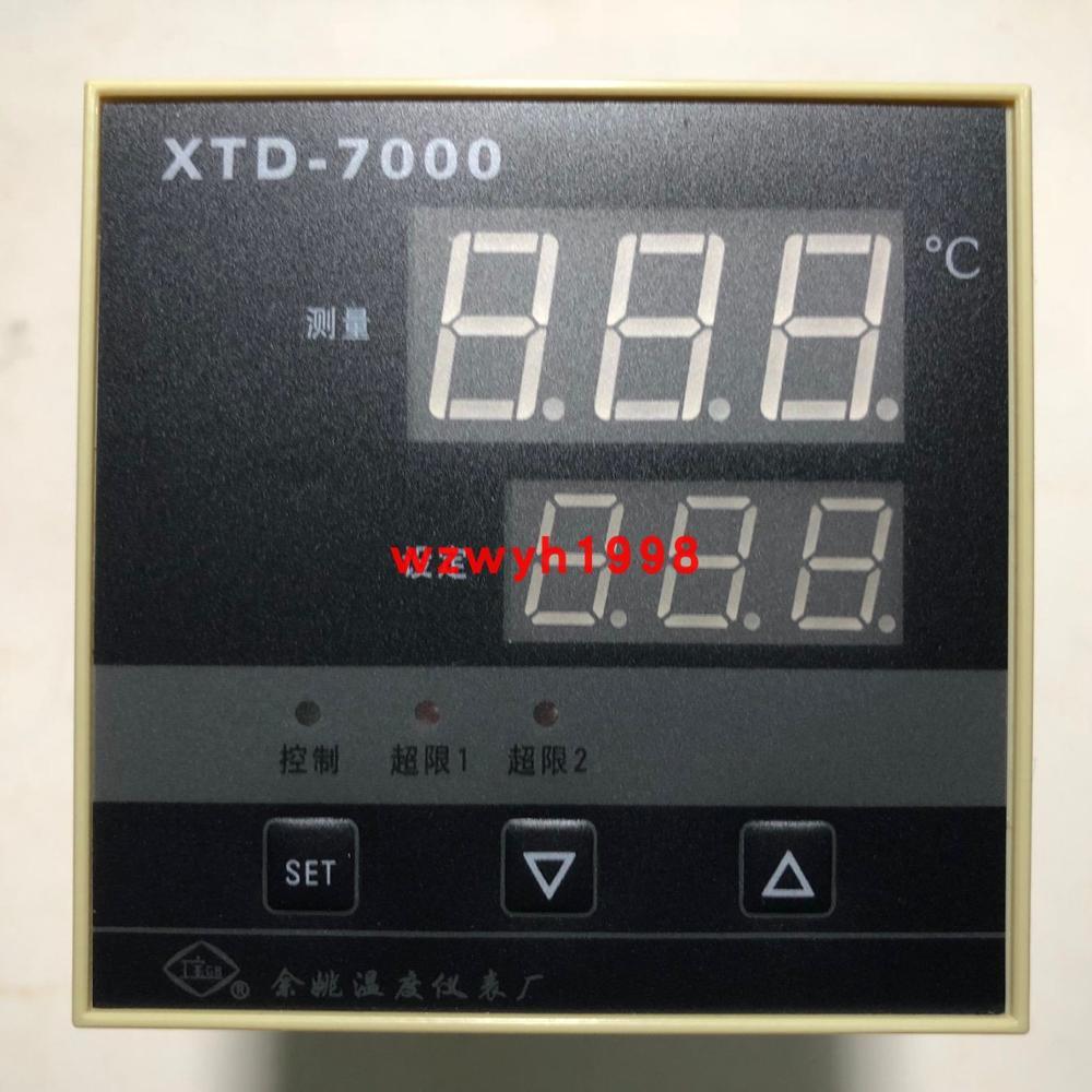 Temadix instrumento de temperatura XTD-701W-C de fábrica XTD-7511 K XTD-701W-K controlador de temperatura inteligente y suave rápido XTD-7000