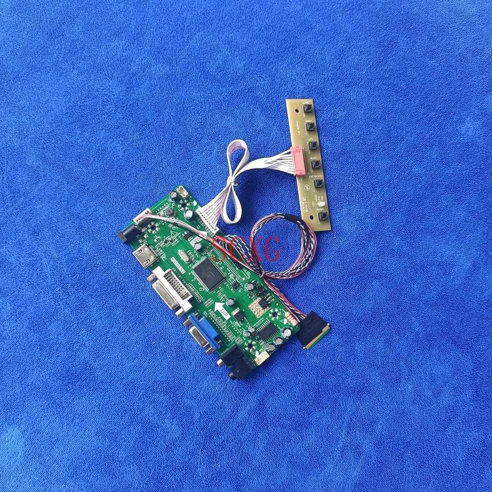 M.NT68676 لتقوم بها بنفسك عدة HDMI متوافق DVI VGA صالح M140NWR1/M140NWR2/NT140WHM LVDS 40 دبوس 1366*768 شاشة الكريستال السائل محرك المجلس 60Hz WLED