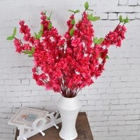 artificial beautiful blossoms fake flowers used for diy wedding decoration home bouquets branches silk %e2%80%8bdried flowers