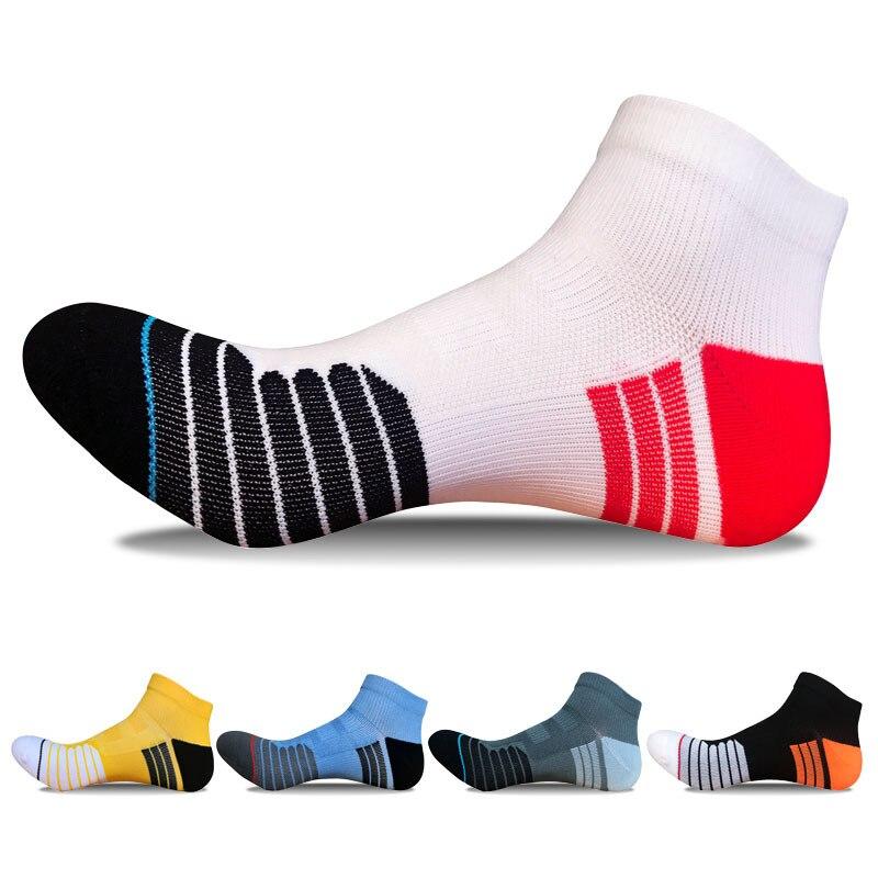 Milagro pie compresión deporte calcetín antifatiga Basketbell Fasciitis Plantar talón Spurs Pain calcetín para hombres UE 39-44 Meias