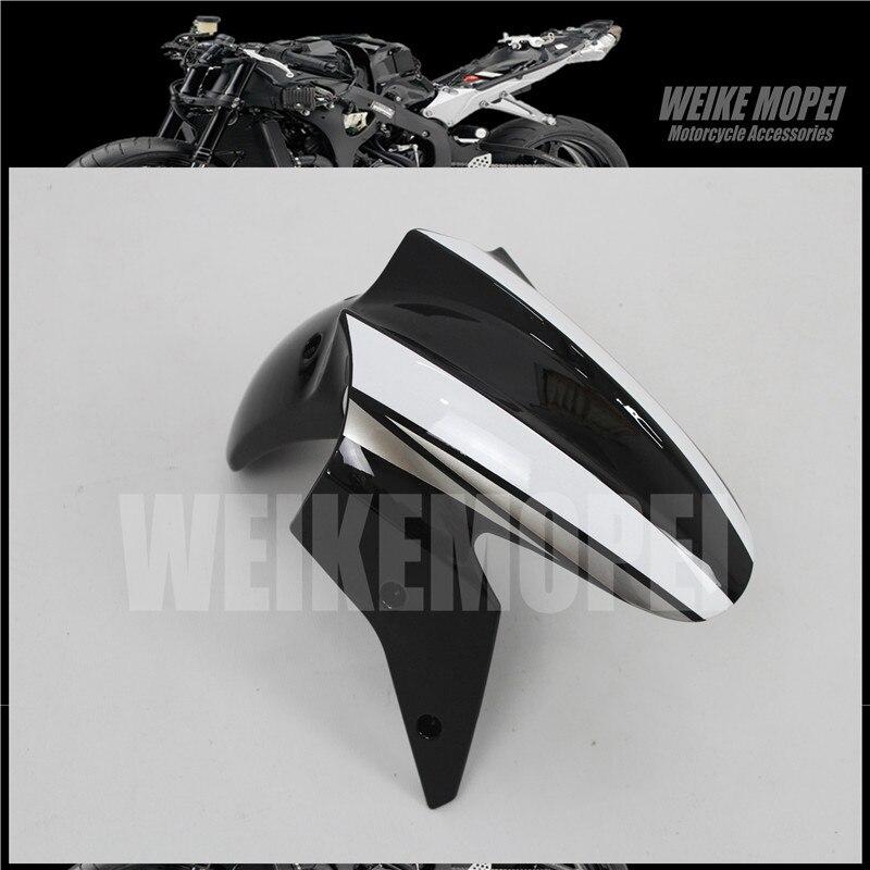 Frente paralama fender capa cowl painel carenagem apto para kawasaki ninja 250r ex250 2008 2009 2010 2011 2012
