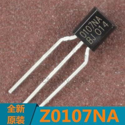 Новый оригинальный 10 шт. Z0103MA Z0107MA Z0607MA Z0107NA Z0103 TO92 транзистор оптом единый дистрибьютор
