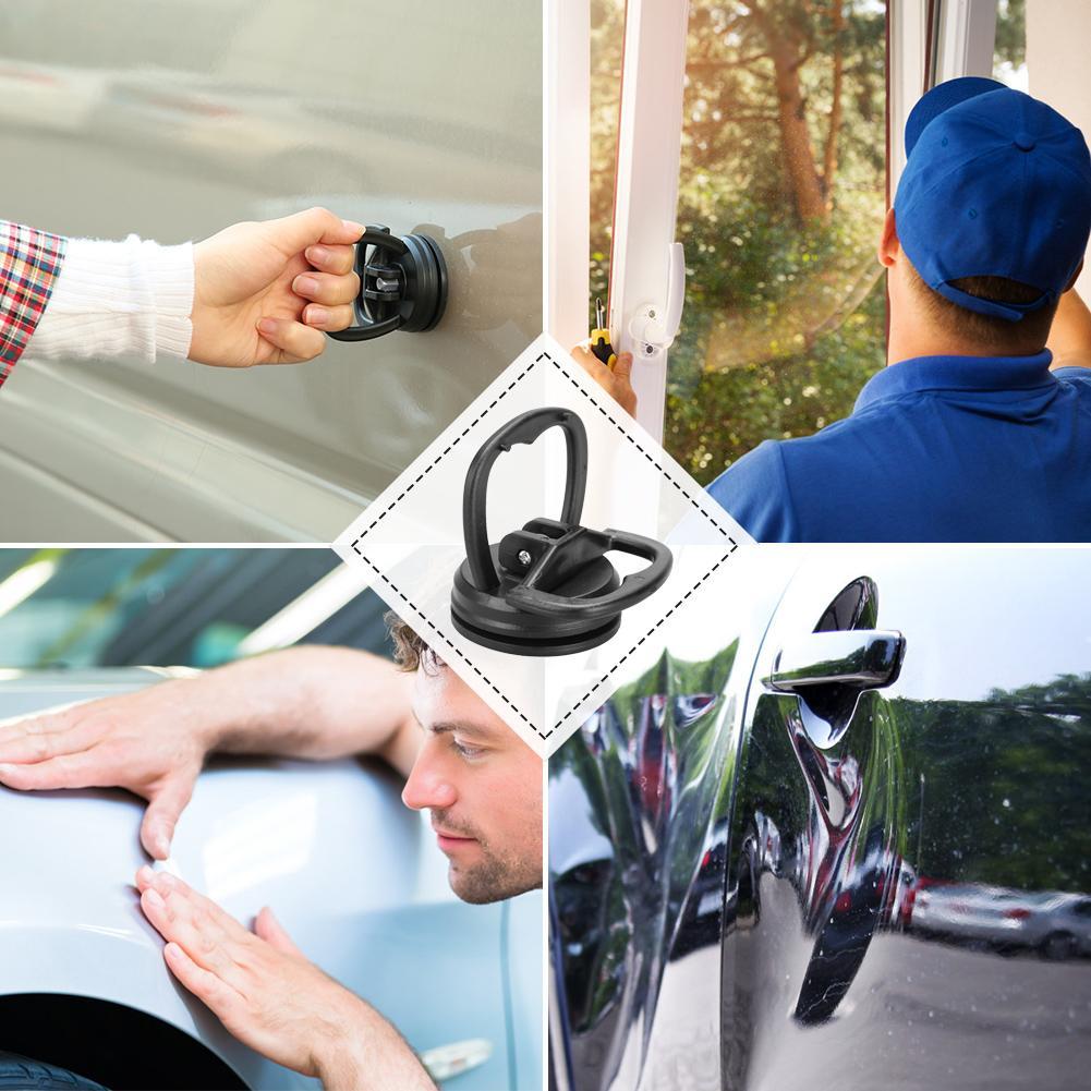 2.2 Polegada forte ventosa mini carro dent removedor extrator universal ferramentas de remoção do corpo automóvel kit reparação carro sucção dropship