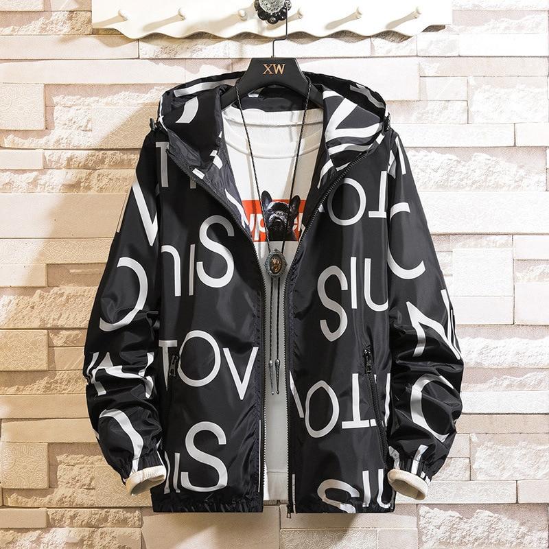 Frühling Herbst männer Camouflage Mantel Mode Lässig Dünne Jacken 2019 Neue Männer Wasserdicht Mit Kapuze Oberbekleidung Marke Männlichen Kleidung