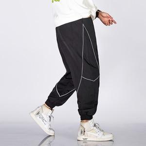 Spring Autumn Men Casual Sweatpants 2021 Mens Sportswear Joggers Pants Fashion Male Hip Hop Streetwear Harem Pants Men