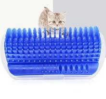 Chat toilettage accessoire cataire Angle visage chatouillement Massage brosse peigne chat gratter conseil griffoir fournitures pour animaux de compagnie Friction