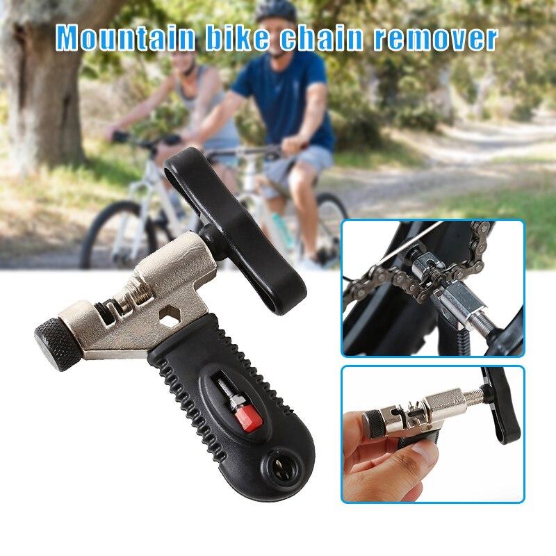 Universal herramienta de cadena de bicicleta eliminador de cadena de herramienta de...