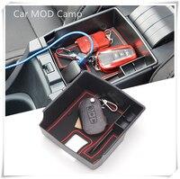 For Toyota Corolla E210 2019 2020 Plastic Interior Central Armrest Storage Box Holder Organizer Case Car Styling
