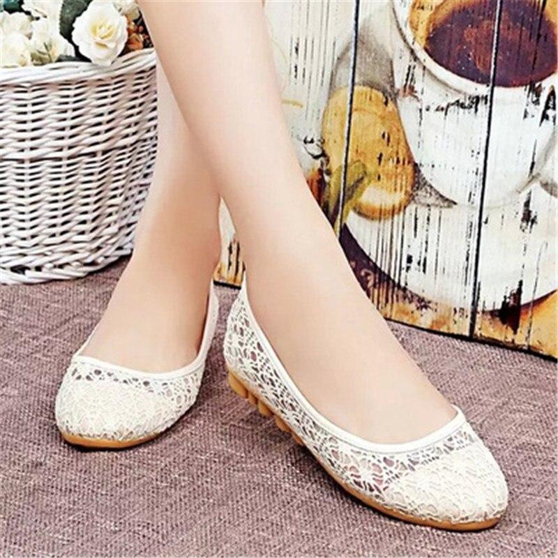Zapatos planos de ballet párr mujer de calzado de corte de moda......