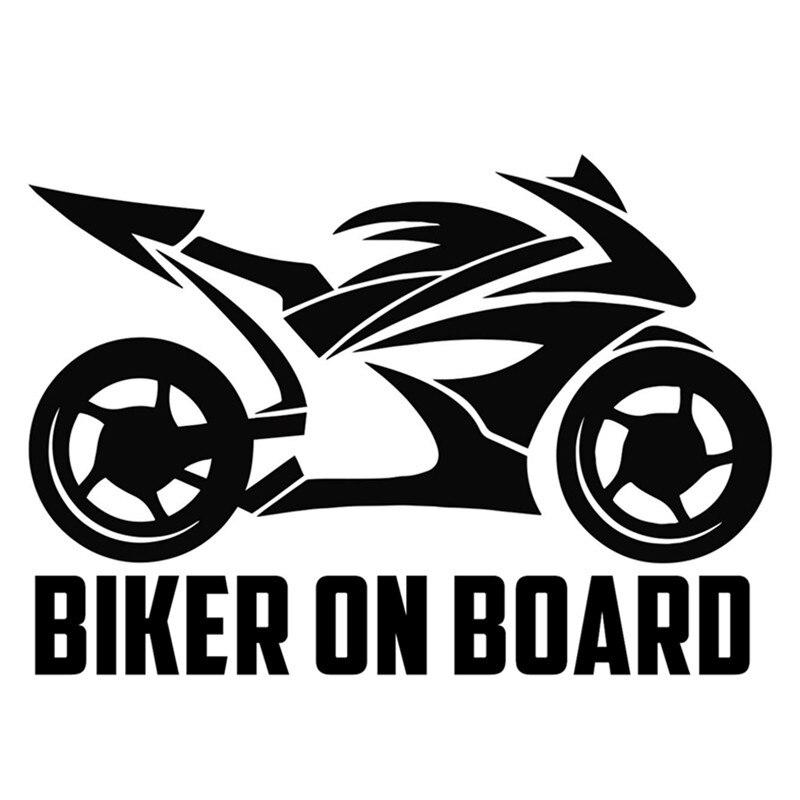 Автомобильные наклейки, популярные креативные водонепроницаемые наклейки на мотоцикл, подходит для покрытия окон, царапин, ПВХ, 20 см x 14 см